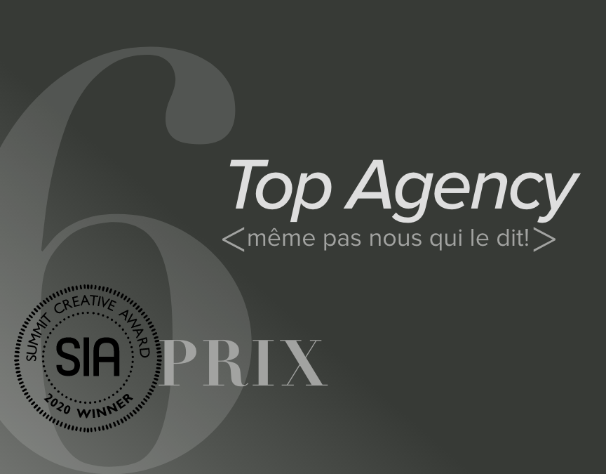 Top Agency - Intégrale